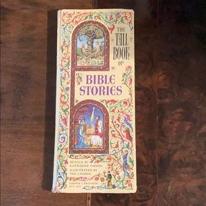 Vintage 1957 Bible Story Book